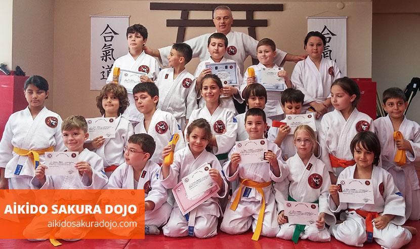 Antalya Çocuk Aikido Dersleri - Sakura Dojo
